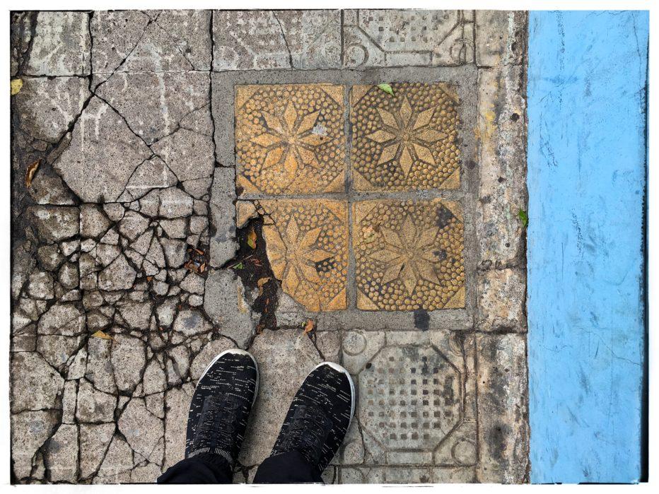 Gaderne i Antigua