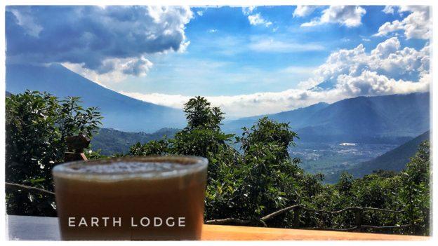 Earth Lodge i Guatemala