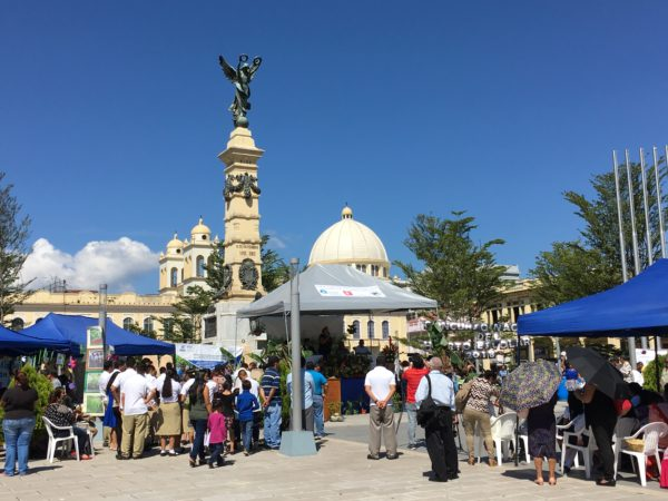 San Salvador – Centrum