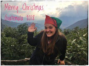 Glædelig jul fra Guatemala