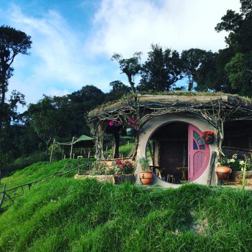 Hobbitland i Guatemala