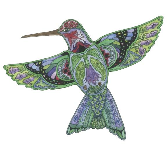 Kolibrien og dens betydning