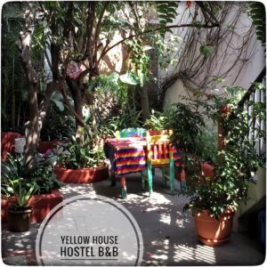 Read more about the article Yellow House Hostel B&B