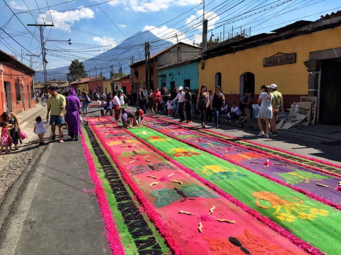 Las alfombras – tæpperne