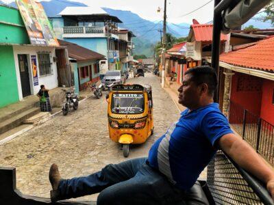 Turen fra Antigua til Semuc Champey og Greengo's Hotel